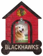 Chicago Blackhawks Dog Bone House Clip Frame