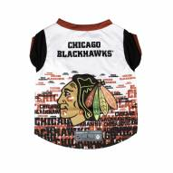 Chicago Blackhawks Dog Performance Tee