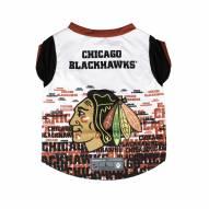 Chicago Blackhawks Dog Performance Tee