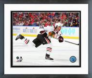 Chicago Blackhawks Duncan Keith Action Framed Photo