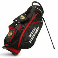 Chicago Blackhawks Fairway Golf Carry Bag