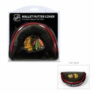 Chicago Blackhawks Golf Mallet Putter Cover