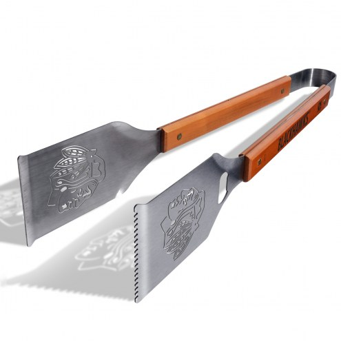 Chicago Blackhawks Grill-A-Tongs