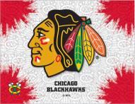 Chicago Blackhawks Logo Canvas Print