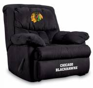 Chicago Blackhawks Home Team Recliner