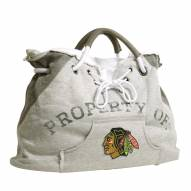 Chicago Blackhawks Hoodie Tote Bag