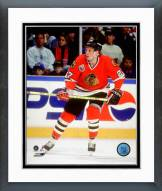 Chicago Blackhawks Jeremy Roenick 1992-93 Action Framed Photo