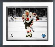 Chicago Blackhawks Jeremy Roenick 1994-95 Spotlight Action Framed Photo