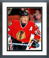 Chicago Blackhawks Jeremy Roenick Action Framed Photo