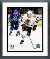 Chicago Blackhawks Joakim Nordstrom Action Framed Photo