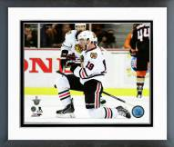 Chicago Blackhawks Jonathan Toews 2015 Western Conference Finals Framed Photo