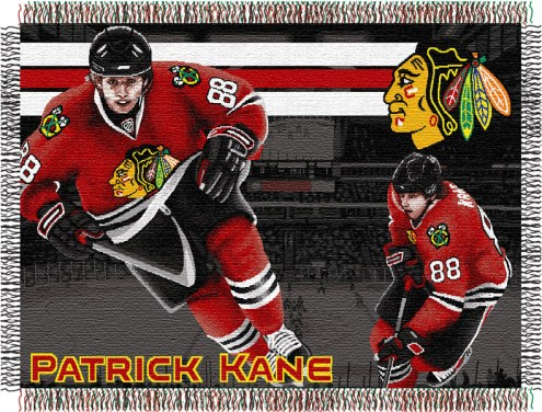 Chicago Blackhawks Kane Throw Blanket