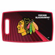 Chicago Blackhawks Large Cutting Board