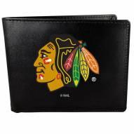 Chicago Blackhawks Large Logo Bi-fold Wallet