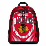 Chicago Blackhawks Lightning Backpack