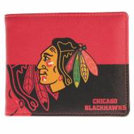 Chicago Blackhawks Bi-Fold Wallet