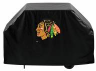 Chicago Blackhawks Logo Grill Cover