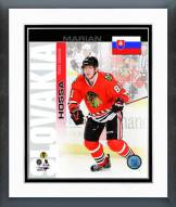 Chicago Blackhawks Marian Hossa- Slovakia Portrait Plus Framed Photo
