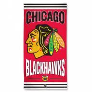Chicago Blackhawks McArthur Beach Towel