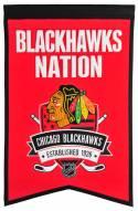 Chicago Blackhawks Nations Banner