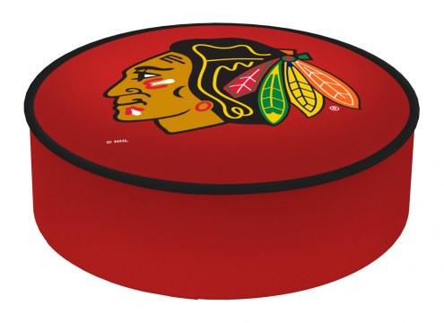 Chicago Blackhawks NHL Bar Stool Seat Cover