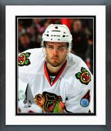 Chicago Blackhawks Niklas Hjalmarsson Action Framed Photo