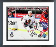 Chicago Blackhawks Niklas Hjalmarsson NHL Winter Classic Action Framed Photo