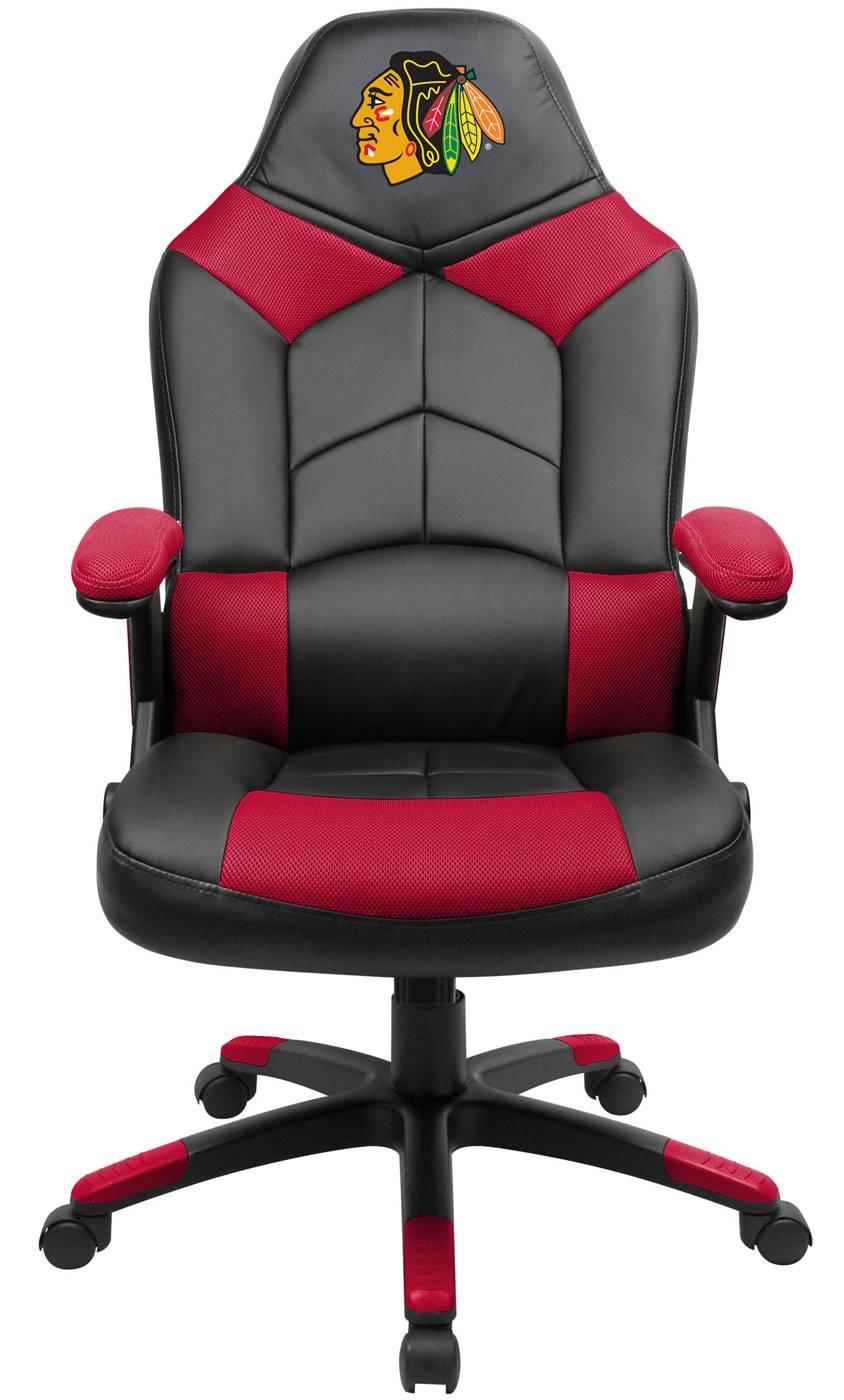 Astounding Chicago Blackhawks Oversized Gaming Chair Dailytribune Chair Design For Home Dailytribuneorg