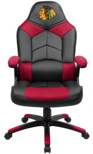 Chicago Blackhawks Oversized Gaming Chair