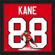 Chicago Blackhawks Patrick Kane Uniframe Framed Jersey Photo