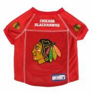 Chicago Blackhawks Pet Jersey