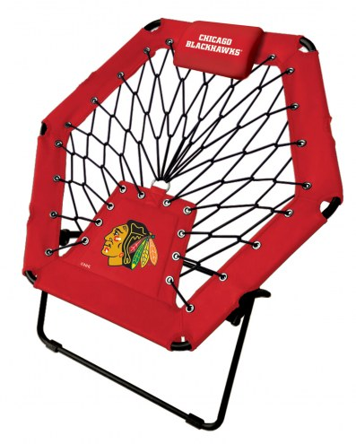 Chicago Blackhawks Premium Bungee Chair