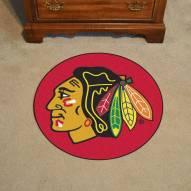 Chicago Blackhawks Puck Mat