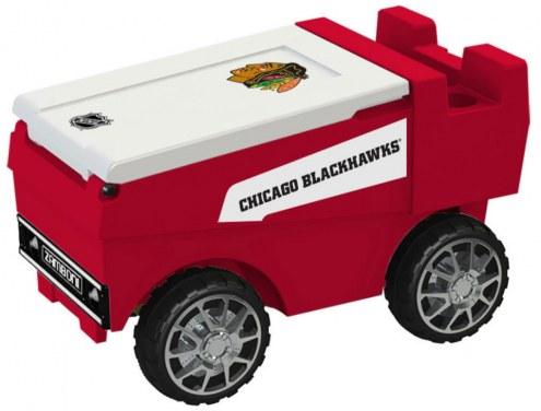 Chicago Blackhawks Remote Control Zamboni Cooler