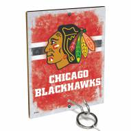 Chicago Blackhawks Ring Toss Game