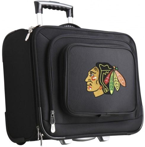 Chicago Blackhawks Rolling Laptop Overnighter Bag