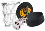 Chicago Blackhawks Shake N' Score Travel Dice Game