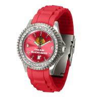 Chicago Blackhawks Sparkle Women's Watch