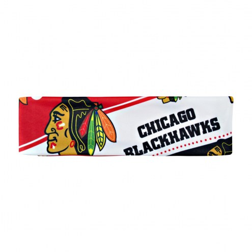 Chicago Blackhawks Stretch Headband