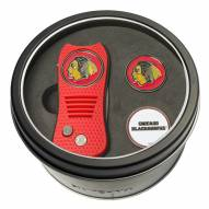 Chicago Blackhawks Switchfix Golf Divot Tool & Ball Markers