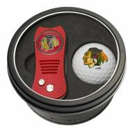 Chicago Blackhawks Switchfix Golf Divot Tool & Ball