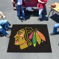 Chicago Blackhawks Tailgate Mat