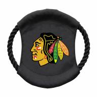 Chicago Blackhawks Team Frisbee Dog Toy