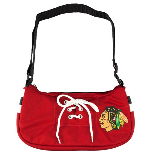 Chicago Blackhawks Team Jersey Purse