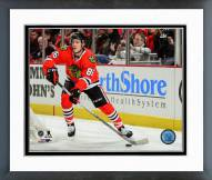 Chicago Blackhawks Teuvo Teravainen Action Framed Photo