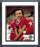 Chicago Blackhawks Tony Esposito Posed Framed Photo