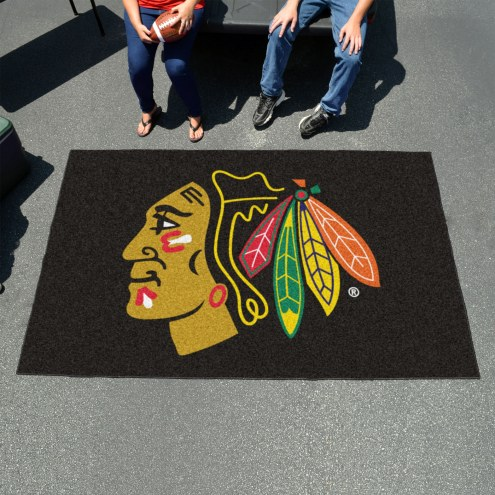 Chicago Blackhawks Ulti-Mat Area Rug