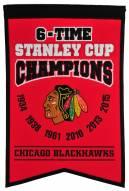 Chicago Blackhawks Champs Banner