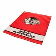 Chicago Blackhawks Woven Golf Towel