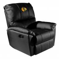 Chicago Blackhawks XZipit Rocker Recliner